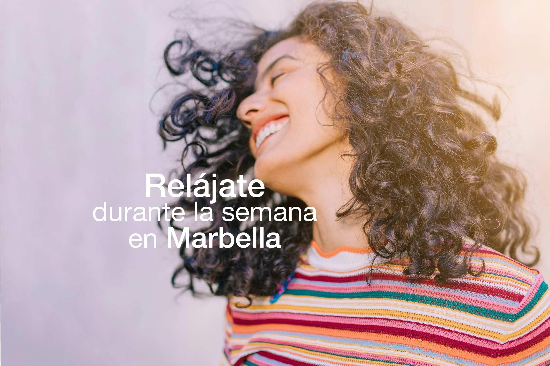 Disfruta la semana en Marbella